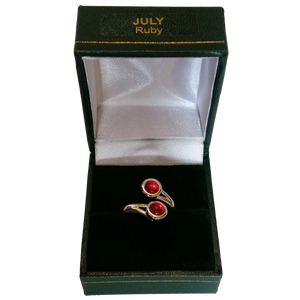 Traditional Birthstone Ring