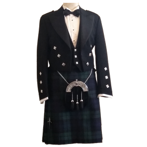 Traditional 8 Yard Kilt*