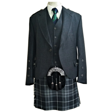 Crail Jacket with 5 Button Waistcoat