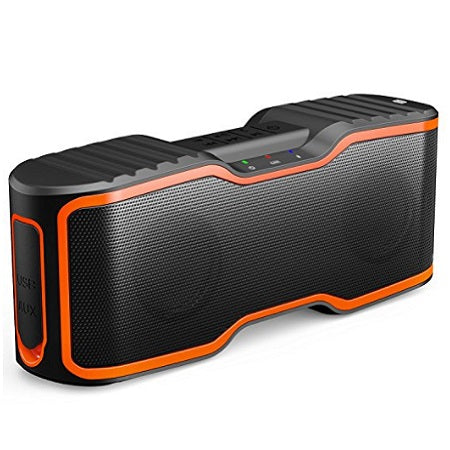 AOMAIS Sport II Portable Wireless Bluetooth Speakers 4.0 With Waterproof IPX7, 20W Bass Sound And Durable Design