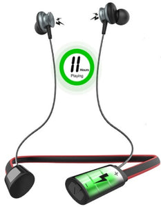 Langsdom Wireless Bass Bluetooth Earphones With Microphone For iPhone