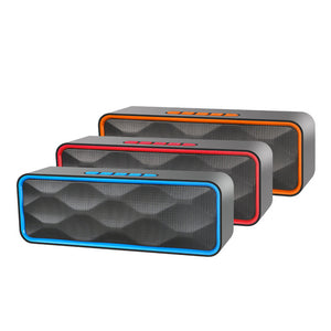 Enceinte Soundbox Bluetooth et FM