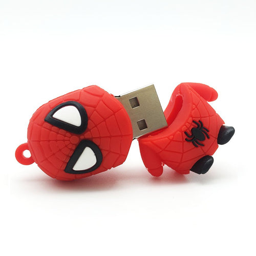 Clé USB Spiderman 4Go à 64Go