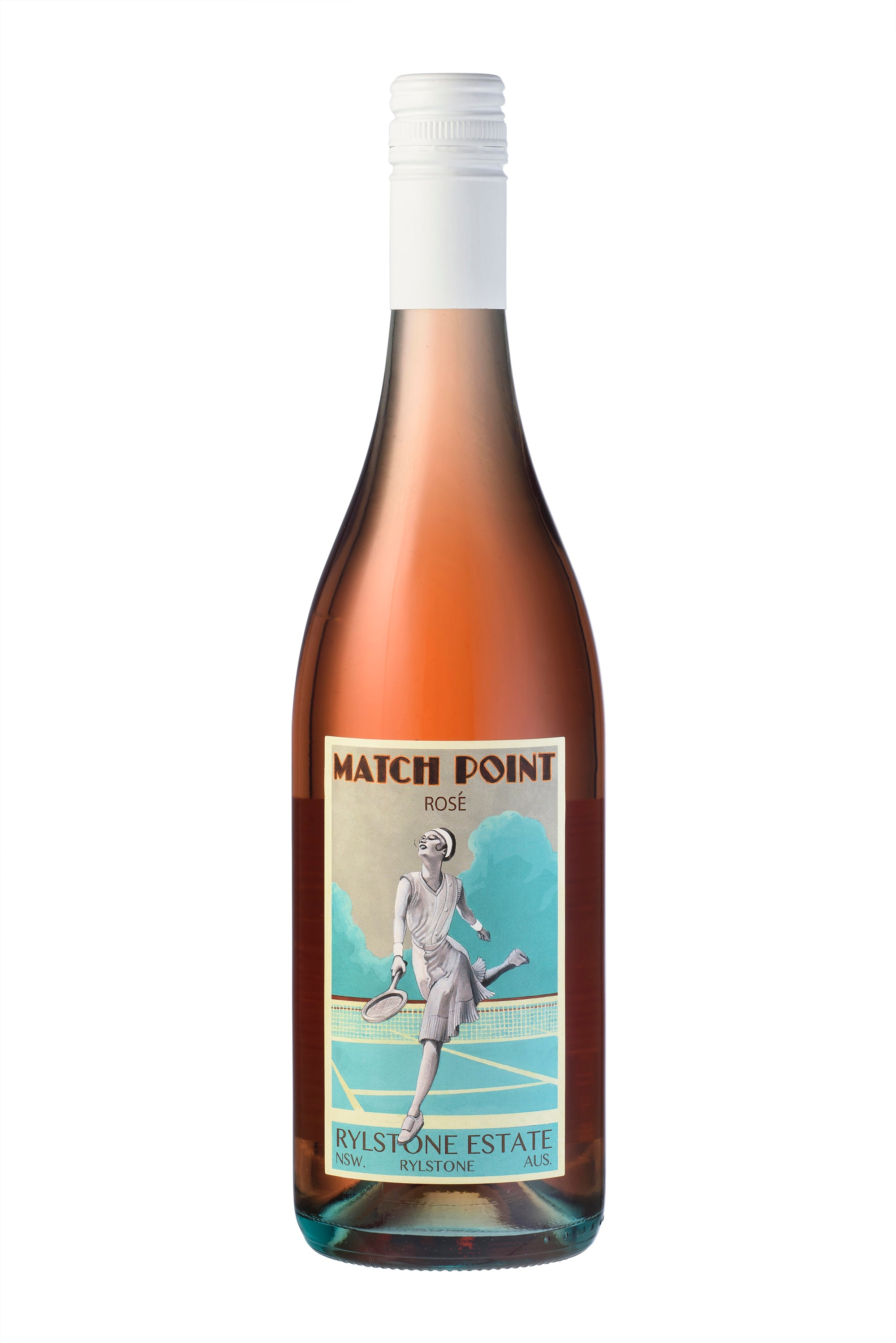 2016 'Rylstone Estate Match Point Rosé'