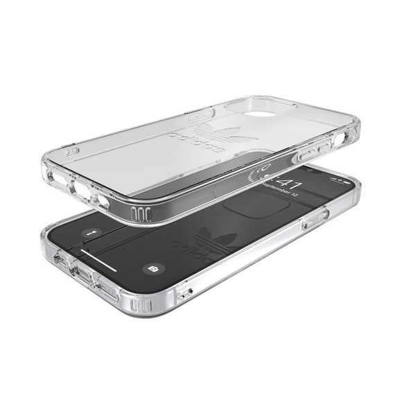 adidas Originals iPhone 12 Pro / 12 Protective Clear 保護殻 - 透明 - UNWIRE STORE