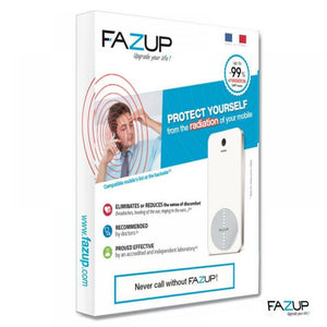 FAZUP Protect yourself from radiation 手機抗輻射貼片(2片