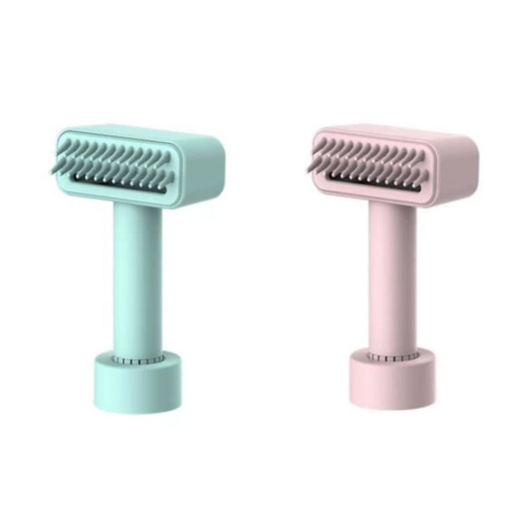 Kcomb 智慧吸塵人體工學寵物按摩梳 Smart pet massage comb - UNWIRE STORE