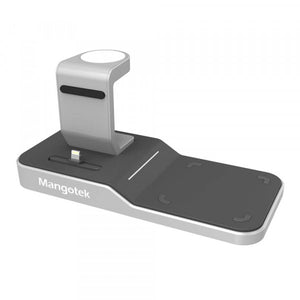 Mangotek 4 合 1 多用途充電站  4 In 1 Wireless charging - UNWIRE STORE - HONG KONG