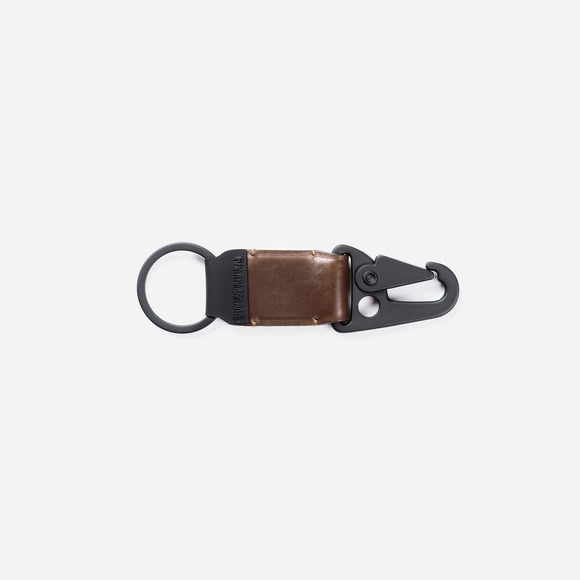 Nomad Leather Key Clip 真皮鑰匙扣 - UNWIRE STORE