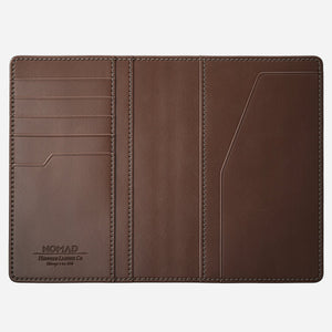 Nomad Traditional Passport Wallet with Tile Tracking 護照錢包 - UNWIRE STORE - HONG KONG