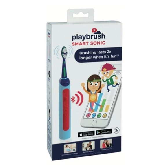 PlayBrush Smart Sonic Toothbrush 兒童電動智能遊戲牙刷 - UNWIRE STORE
