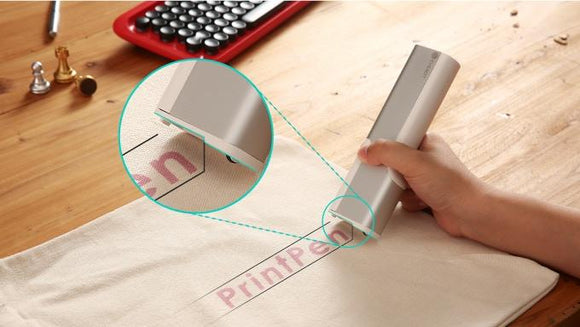PrintPen: Portable Printer for all Materials and Surfaces 便攜式打印筆 (內配深藍色墨水) - UNWIRE STORE - HONG KONG