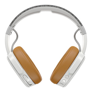 Skullcandy CRUSHER Wireless 可調整式重低音藍牙耳機 - GRAY/TAN/GRAY - UNWIRE STORE