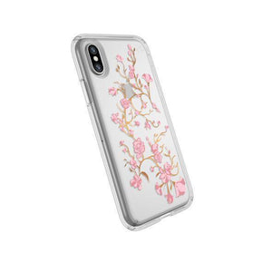 Speck Presidio Clear+Print 透明圖案手機保護殼 iPhone 8 / X / XS case - UNWIRE STORE - HONG KONG