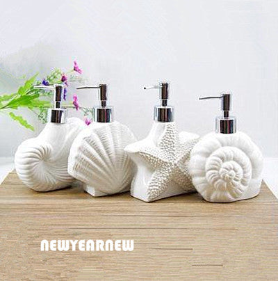 Creative soap dispenser