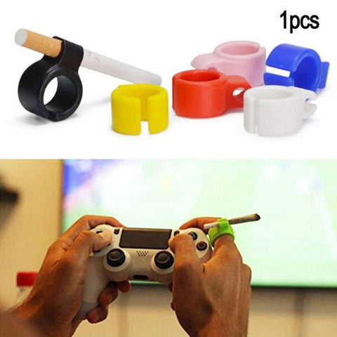 1 PC silicone ring finger