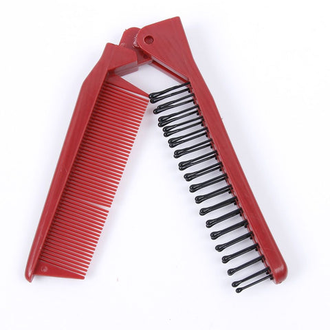 1Pc hair comb handy travel