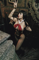 Vampirella #20 25 COPY Lorraine Cosplay Virgin INCV - Dynamite Entertainment