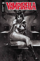 Vampirella #20 40 Copy Mastrazzo B&W INCV - Dynamite Entertainment