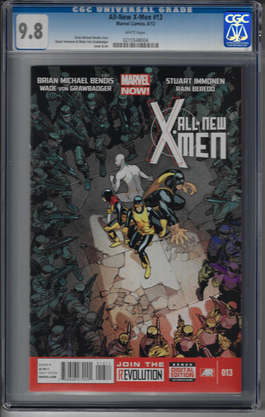 All New X-Men #13