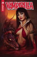 Vampirella #20 CVR C Maer - Dynamite Entertainment