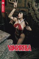 Vampirella #20 CVR E Lorraine Cosplay - Dynamite Entertainment