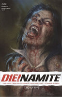 Die!Namite #2 - Action/ Adventure, & Horror Lucio Parrillo