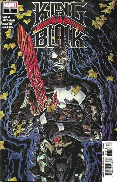 "King in Black #5 of #5 - ""Final Book"""