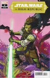 Star Wars: the High Republic #4 - Leinil Francis Yu Variant Cover. Limited 1:25