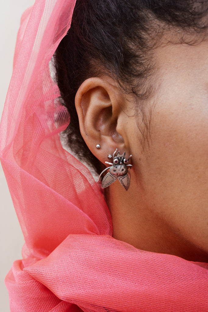 House Fly Earrings