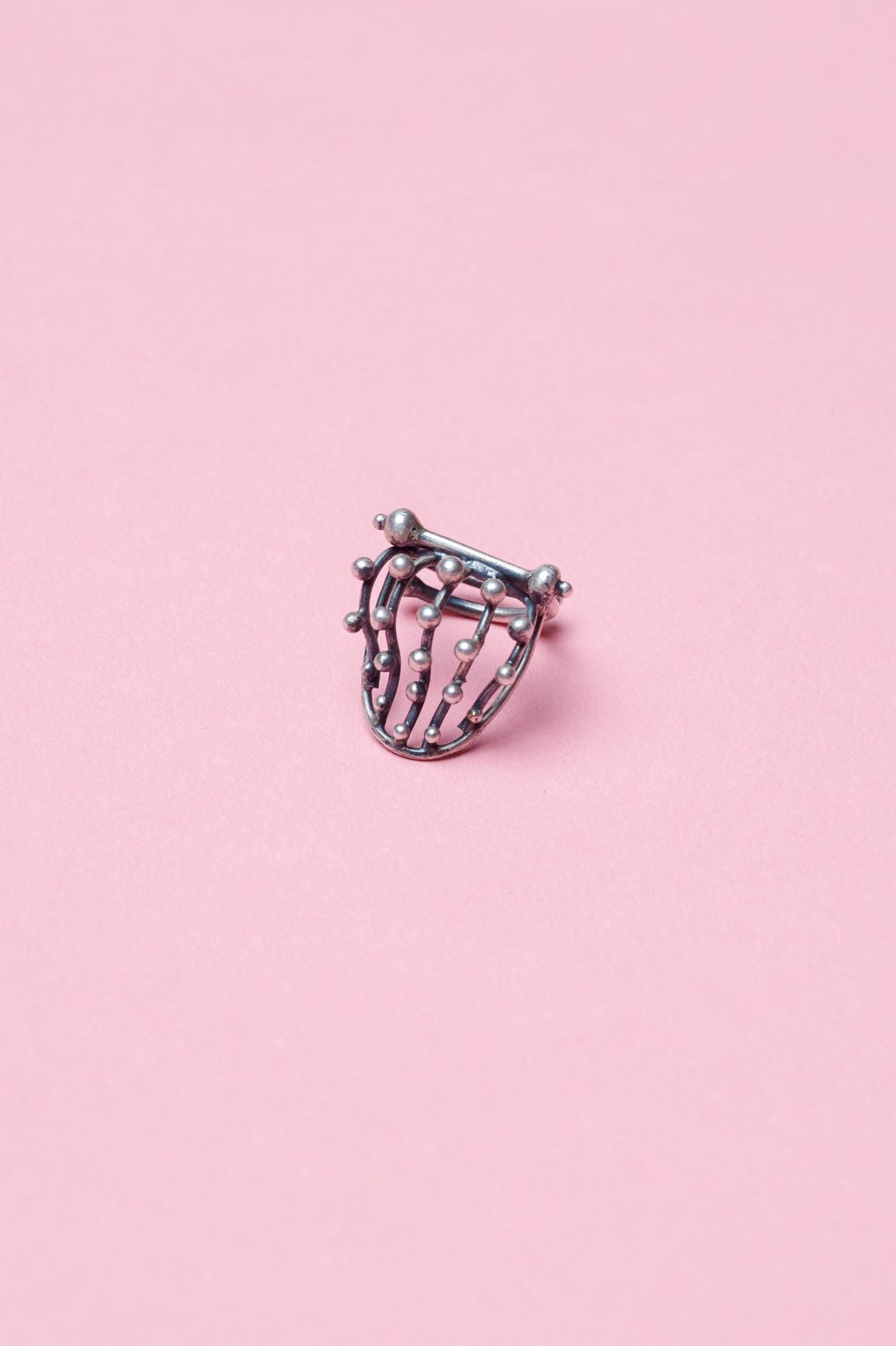 Punk Empress Nail Ring