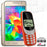 Bundle Galaxy Grand Prime & NYHN 3310 upto 700h Standby (Assorted Color)