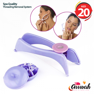Spa-quality Face And Body Hair Threading Removal System For Women-Aiiwah.com