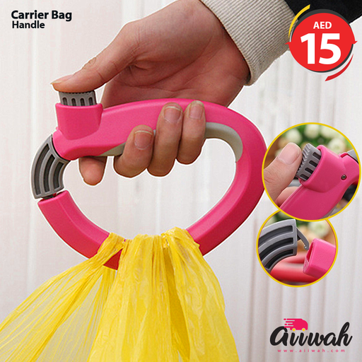 Grip Shopping Grocery Bag Grips Holder Handle Carrier Tool-Aiiwah.com