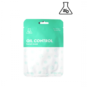 a2o Lab Facial Mask - Oil Control - Aiiwah.com