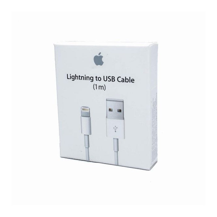 Apple Lightning to USB Cable (MD818) 1 meter - Aiiwah.com