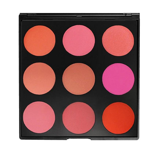MORPHE 9B - THE BLUSHED PALETTE