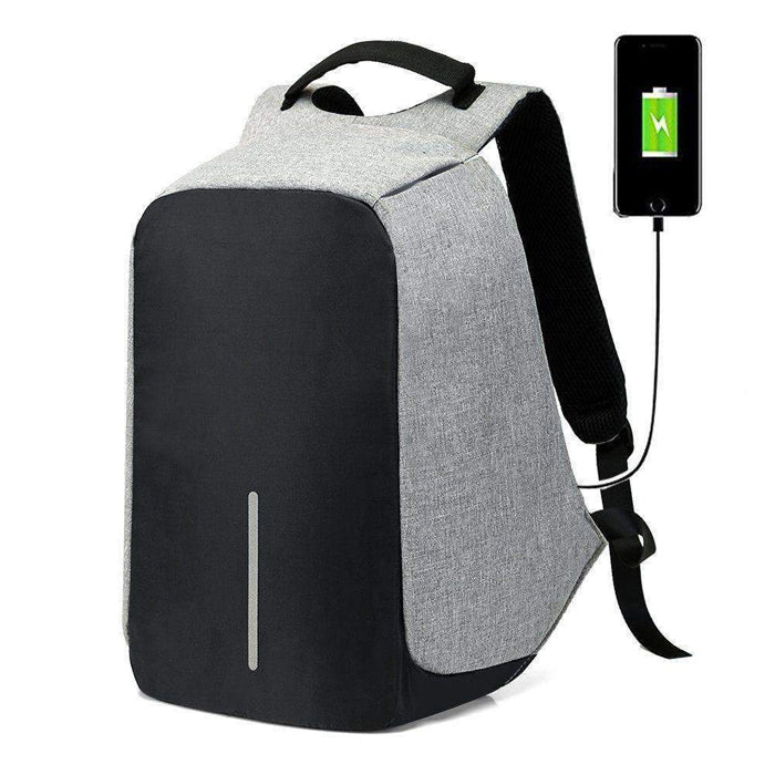 Anti Theft Back Pack with USB Charging Port - Aiiwah.com