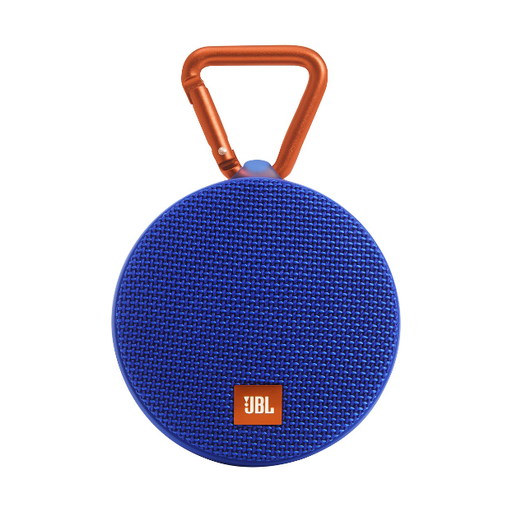 JBL Clip 2 Blue Portable Bluetooth Speaker-Aiiwah.com