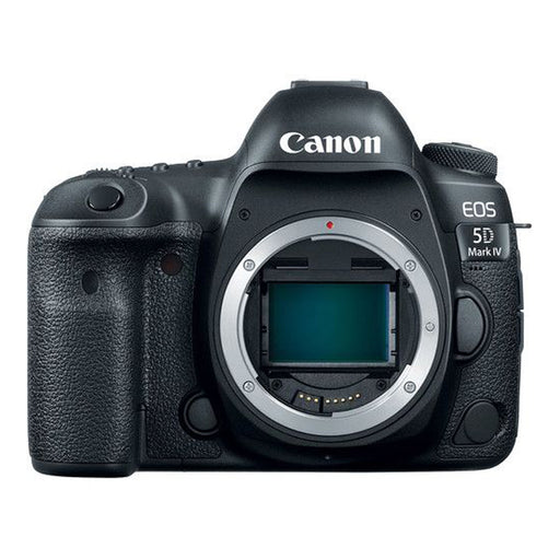 Canon EOS 5D Mark IV Body Only, 30.4 MP, DSLR Camera (Black) - Aiiwah.com