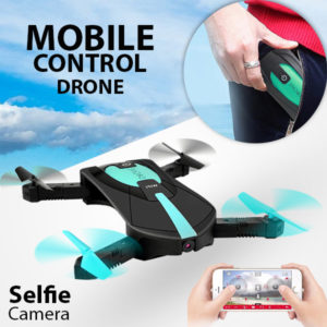 Mobile Control Selfie Cam Drone - JY018