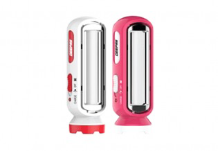 Geepas Rechargeable Led Torch With Emergency Lantern , Gfl4676-aiiwah.com