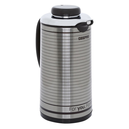 Geepas Stainless Steel Hot and Cold Vacuum Flask - GVF5259