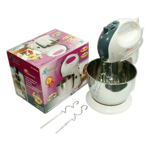 He-House Stand Mixer with Bowl (HE-661) - Aiiwah.com
