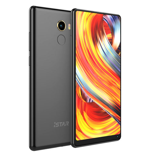 "iStar Mix 2, 6.0"" Screen,  4GB RAM, 64GB ROM, 4G LTE, Fingerprint, Face ID"