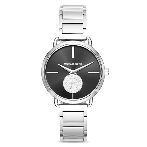 Michael Kors Women's Portia Stainless Steel Bracelet Watch - MK3638-Aiiwah.com