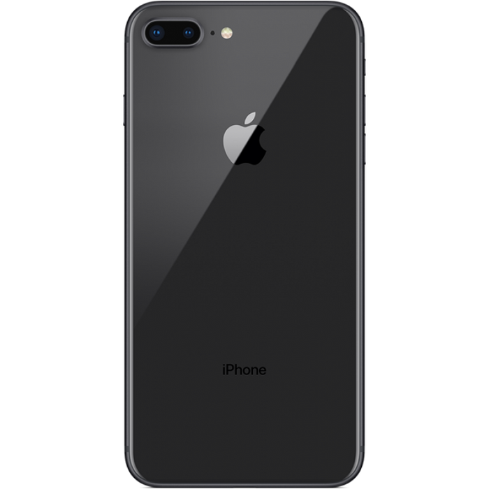 Apple iPhone 8 Plus 64GB LTE Smartphone Space Gray - with FaceTime - Aiiwah.com