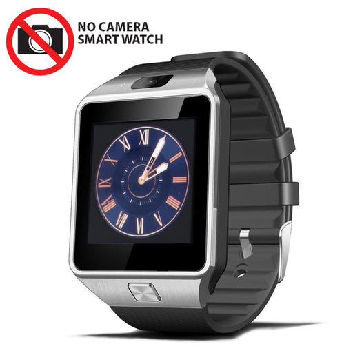 Smart Phone Watch with SIM Card and Memory Card (Pedometer, Anti-loss, Camera) SW06 - Aiiwah.com