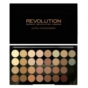 Makeup Revolution Ultra 32 Shade Eyeshadow Palette - Beyond Flawless