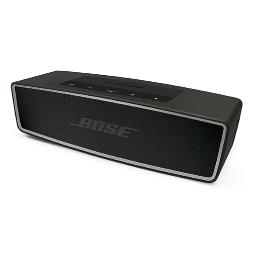 Bose SoundLink Mini II Bluetooth Speaker - Carbon-Aiiwah.com